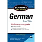 German. Schaum's Easy Outlines