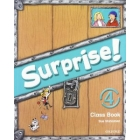 Surprise 4 Class Book + Multi-ROM