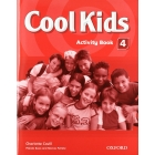 Cool Kids 4 Activity Book