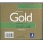 Advanced Gold. Coursebook CD