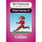 Vital Verbs Pack C (Mini Flashcards Language Games)