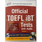 Official TOEFL iBT Tests, w. Audio-CD .   Vol.1