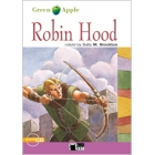 Robin Hood. Green Apple Step 2 (Book   CD)
