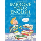 Improve your English.
