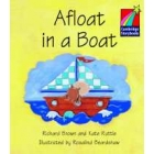 Afloat in a boat