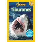 Tiburones (Nivel 2 National Geographic KIDS)