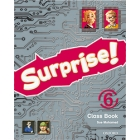 Surprise! 6. Class Book with MultiRom