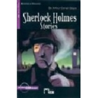 Sherlock Holmes Stories+cd-rom (a2) (Black Cat. reading And Training)