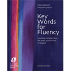 Key Words for Fluency Intermediate Collocation Practice