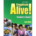 English Alive-3. Student's Pack (catalan ed.)