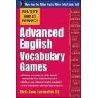 Practice Makes Perfect Advanced English Vocabulary Games (Practice Makes Perfect Series)
