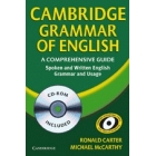 Cambridge Grammar of English with CD-ROM