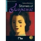 Stories of Suspense (Book + CD) B1.2