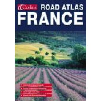 Road Atlas. France