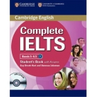 Complete IELTS (Bands 5-6.5 B2) Student's Book with answers with CD-ROM and Class Audio Cds