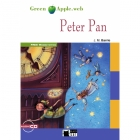 Peter Pan. Book + CD-ROM (BLACK CAT. GREEN APPLE )