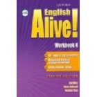 English Alive Level 4 Workbook
