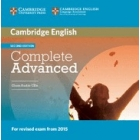 Complete Advanced (Second Edition) Class Audio CD