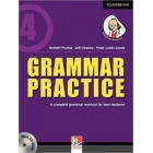 Grammar Practice 4 with CD-ROM: A Complete Grammar Workout for Teen Students
