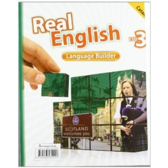 Real English 3r ESO. Workbook  (catalan edition)
