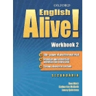 English  Alive 2. Workbook Secundària Catalan edition