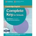 Complete Key for Schools Student's with answers (with CD-ROM/Worlbook with Audio CD)