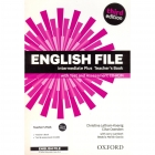 English File third edition Intermediate Plus Teacher's Book with Test and Assessment CD-ROM