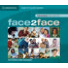 Face 2 Face Intermediate. Audio CD, Spanish Edition