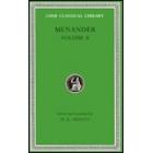 Menander, vol. II