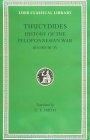 History of the peloponnesian war :  books III-IV.