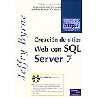 Creación de sitios web con SQL server 7