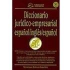 Diccionario jurídico-empresarial español/inglés/español (libro + CD-ROM)
