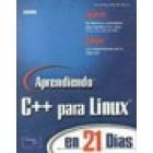 Aprendiendo C++ para Linux en 21 días