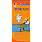 Escocia/Scotland (regional-naranja) 501 1/400.000