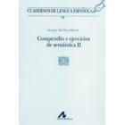 Compendio y ejercicios de semántica II