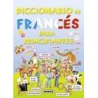 Diccionario para principiantes de francés