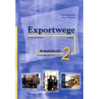 Exportwege neu 2 Arbetisbuch