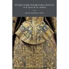 Estudios sobre indumentaria española en la época de los Austrias