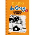 Carretera y manta (Diario de Greg 9)