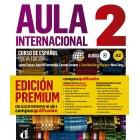 Aula internacional 2 (A2) Nueva edición. Libro del alumno + CD MP3 + Acceso Premium a Campus Difusión