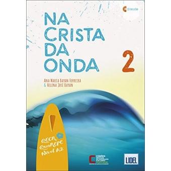 Na Crista da Onda: Livro do Aluno + CD audio 2 (A2)