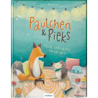 Paulchen & Pieks: Heute übernachte ich bei dir!