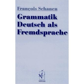 Grammatik Deutsch als Fremdsprache