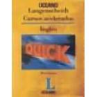 Oceano Langenscheidt cursos acelerados inglés. Nivel básico.(Libro y 2 cassettes)