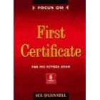 Focus on First Certificate. Class cassette (2). (revised edition)