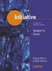 Initiative. Student's book. A course for advanced learners.