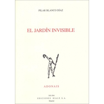 El jardín invisible. Premio San Juan de la Cruz 2006