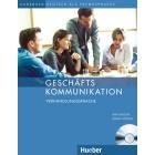 Geschäftskommunikation Verhandlungssprache (libro+CD)