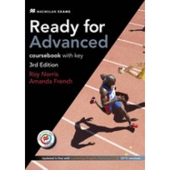 Ready for Advanced Coursebook with Key (3rd Edition)