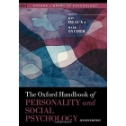 The Oxford Handbook of Personality and Social Psychology